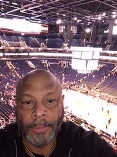 Harvey attended Phoenix Suns vs. LA Clippers - NBA on Feb 26th 2020 via VetTix