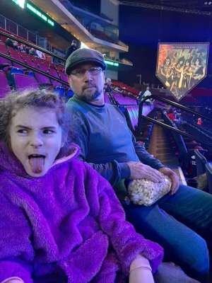 The Norris Family attended Kiss: End of the Road World Tour on Feb 25th 2020 via VetTix