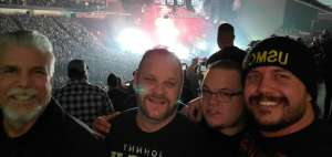 Rory attended Kiss: End of the Road World Tour on Feb 25th 2020 via VetTix