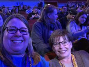 Diane attended Kiss: End of the Road World Tour on Feb 25th 2020 via VetTix