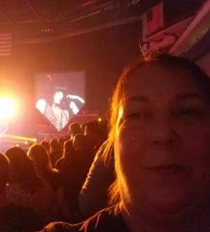 Kristine attended Kiss: End of the Road World Tour on Feb 25th 2020 via VetTix