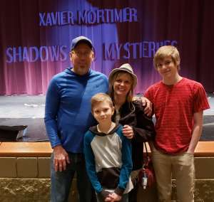 Mark attended Xavier Mortimer: Magical Shadows on Feb 29th 2020 via VetTix