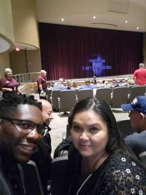 Joe attended Xavier Mortimer: Magical Shadows on Feb 29th 2020 via VetTix