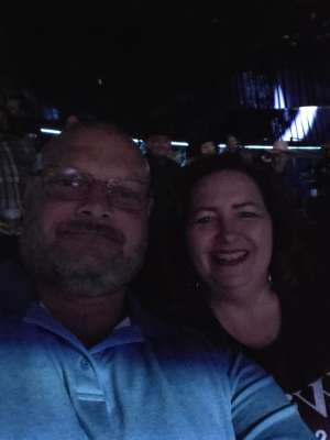 Shawn attended Justin Moore & Tracy Lawrence on Mar 6th 2020 via VetTix