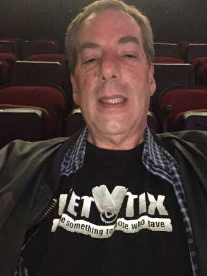 Joe V attended New Jersey Devils vs. Pittsburgh Penguins - NHL on Mar 10th 2020 via VetTix