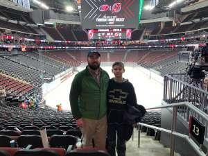 Craig attended New Jersey Devils vs. Pittsburgh Penguins - NHL on Mar 10th 2020 via VetTix