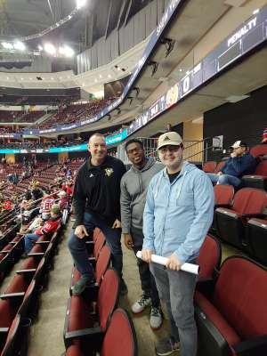 Matt O attended New Jersey Devils vs. Pittsburgh Penguins - NHL on Mar 10th 2020 via VetTix
