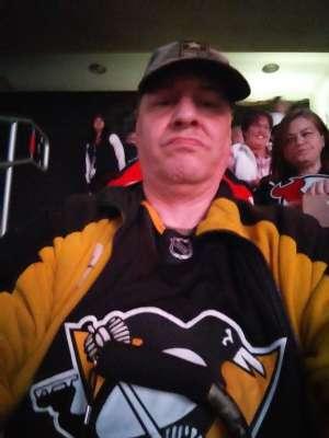 Ty Simone attended New Jersey Devils vs. Pittsburgh Penguins - NHL on Mar 10th 2020 via VetTix