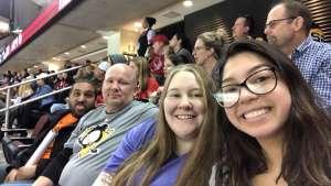 Rod B attended New Jersey Devils vs. Pittsburgh Penguins - NHL on Mar 10th 2020 via VetTix