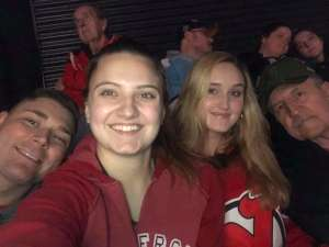 Jay Reddington attended New Jersey Devils vs. Pittsburgh Penguins - NHL on Mar 10th 2020 via VetTix