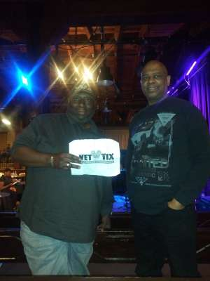 John Graves attended Jazz Day AZ Productions co-presents: Tuena Marie and Friends on Feb 28th 2020 via VetTix