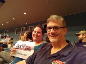 Philip attended Clay Walker on Feb 26th 2020 via VetTix