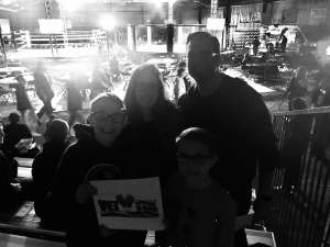 Gerred attended Sparta Sports and Entertainment Presents: Sparta 80 Kos Flyweight on Feb 29th 2020 via VetTix