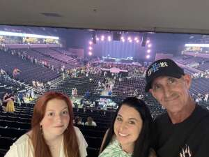 Andie E attended Dan + Shay the (arena) Tour on Sep 10th 2021 via VetTix