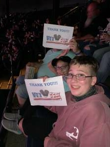 Click To Read More Feedback from Dan + Shay the (arena) Tour