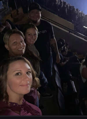 Shannon attended Dan + Shay the (arena) Tour on Sep 10th 2021 via VetTix