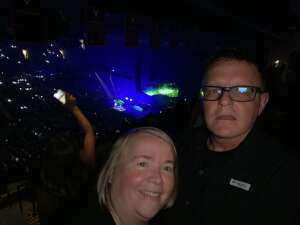 GySgt Ward, Ret. attended Dan + Shay the (arena) Tour on Sep 10th 2021 via VetTix