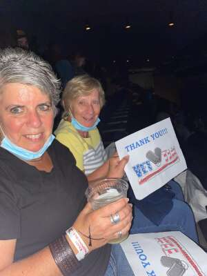 Wendy attended Dan + Shay the (arena) Tour on Sep 10th 2021 via VetTix