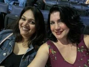 Jamie-Lea Divan attended Dan + Shay the (arena) Tour on Sep 10th 2021 via VetTix
