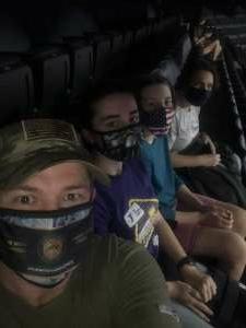 R LaRock attended Dan + Shay the (arena) Tour on Sep 10th 2021 via VetTix
