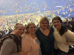 Julie Rouse attended Zac Brown Band: the Owl Tour on Mar 6th 2020 via VetTix