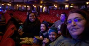 M. Perez attended Nick Jr. Live! Move to the Music on Feb 29th 2020 via VetTix