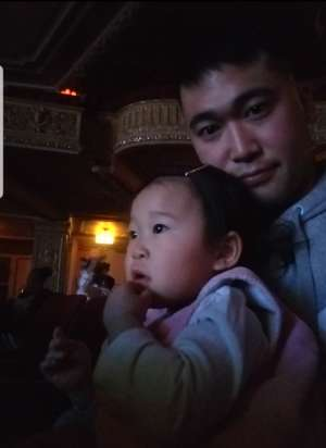 Yong attended Nick Jr. Live! Move to the Music on Feb 29th 2020 via VetTix