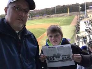 Sean attended TCU Horned Frogs vs. Stephen F. Austin - NCAA Baseball on Feb 26th 2020 via VetTix