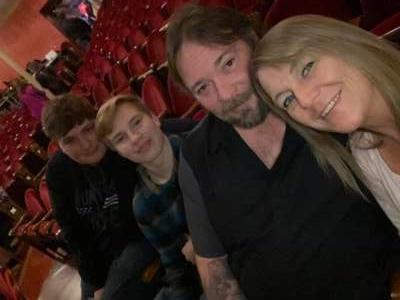 Cliff May attended Josh Turner on Mar 12th 2020 via VetTix