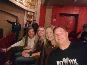 David attended Josh Turner on Mar 12th 2020 via VetTix