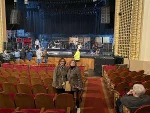 Cathy attended Josh Turner on Mar 12th 2020 via VetTix