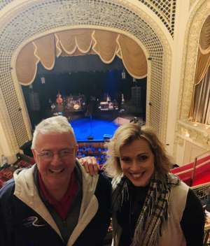 Steve & Terrie attended Josh Turner on Mar 12th 2020 via VetTix