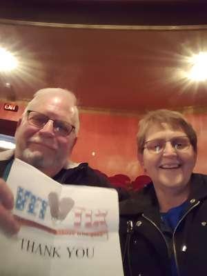 Ed Murray attended Josh Turner on Mar 12th 2020 via VetTix