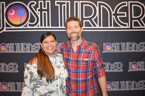 Marci attended Josh Turner on Mar 12th 2020 via VetTix