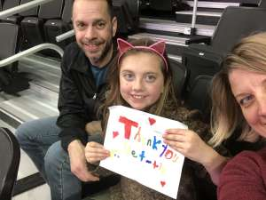 Dieter attended USA Gymnastics - American Cup Weekend 2020 - All-sessions on Mar 6th 2020 via VetTix