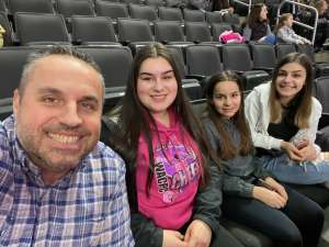 Nemesio attended USA Gymnastics - American Cup Weekend 2020 - All-sessions on Mar 6th 2020 via VetTix