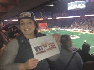 Click To Read More Feedback from New England Blackwolves vs. Halifax Thunderbirds - National Lacrosse League