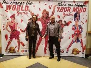 John attended Kinky Boots on Feb 29th 2020 via VetTix