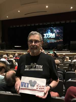 Steven Troy attended The Hit Men on Mar 1st 2020 via VetTix