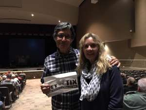 Thomas L. attended The Hit Men on Mar 1st 2020 via VetTix