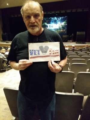 Bill Earle attended The Hit Men on Mar 1st 2020 via VetTix