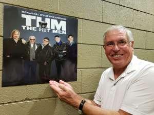 John attended The Hit Men on Mar 1st 2020 via VetTix