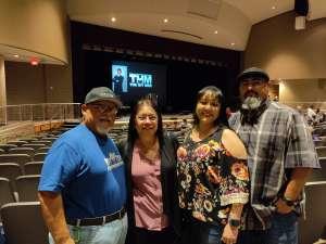 Bob Portillo attended The Hit Men on Mar 1st 2020 via VetTix