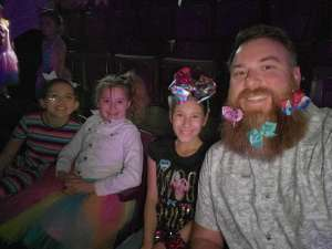 Jason attended Jojo Siwa - D. R. E. A M. on Mar 11th 2020 via VetTix