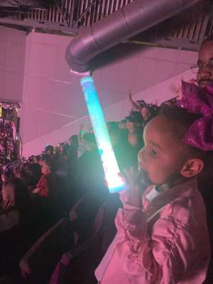 Gracee L attended Jojo Siwa - D. R. E. A M. on Mar 11th 2020 via VetTix