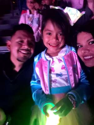 Michelle attended Jojo Siwa - D. R. E. A M. on Mar 11th 2020 via VetTix