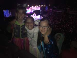 Smac attended Jojo Siwa - D. R. E. A M. on Mar 11th 2020 via VetTix