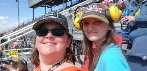 Jessica  attended Fanshield 500 - Phoenix Raceway on Mar 8th 2020 via VetTix