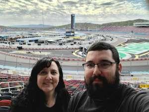 bookspans attended Fanshield 500 - Phoenix Raceway on Mar 8th 2020 via VetTix