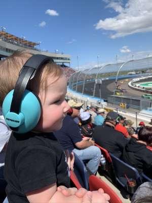 Brian attended Fanshield 500 - Phoenix Raceway on Mar 8th 2020 via VetTix